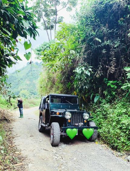 Jeep Willys 52 Minguerra Diesel