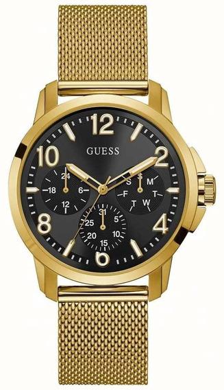 Relógio De Pulso Guess W1040g3 - 42mm Lacrado