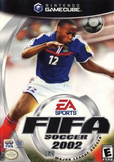 Fifa Soccer 2002 Gamecube Gc Wii Completo + Envio Gratis