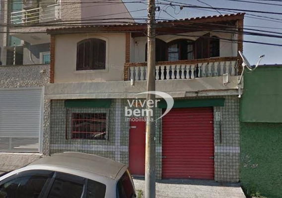 Sobrado Com 2 Dormitórios Para Alugar, 110 M² Por R$ 2.000,00/mês - Vila Mafra - São Paulo/sp - So0557