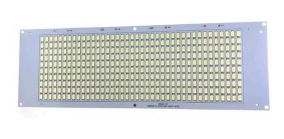 Chip Placa Led Smd Branco Frio 200w Reposição Refletor Smd