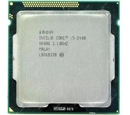 Processador Core I5 2400 Lga 1155 - 3.1 Ghz