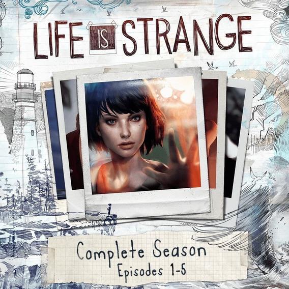 Life Is Strange [todos Os Episódios] - Ps3 Digital Leg Pt-br