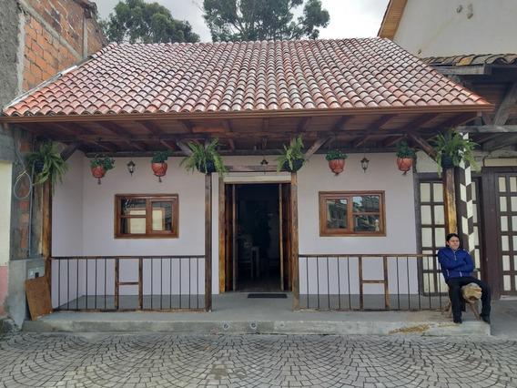 Casa En Lugar Turístico El Tambo