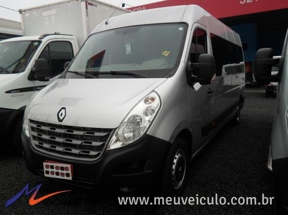 Renault Master 2.3 L3h2 2017/2018 Prata
