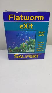 Salifert Flatworm Exit 10ml Elimina Las Plenarias Antiparasitario Corales Acuario