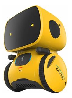 Juguetes Interactivos Smart Robot Yingtesi Para Niños De 3 A