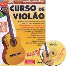 Curso Violão Vol 1 & Curso De Violão E Guitarra Vol.2