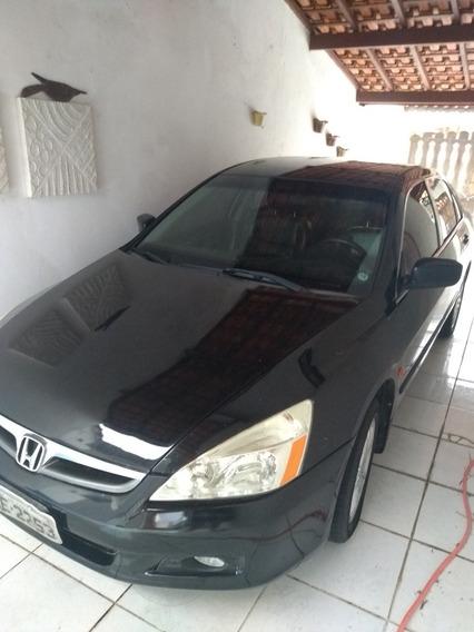 Honda Accord 2.0 Lx 4p 2007