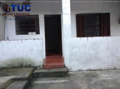 Casa C/02 Cômodos -próximo Ao Trólebus-jd Canhema Diadema - 8093