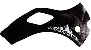 Elevation Training Mask 2.0cráneo Manga Negro