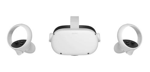 Oculus Quest 2 Visor Realidad Virtual Vr Todo En Uno 256gb
