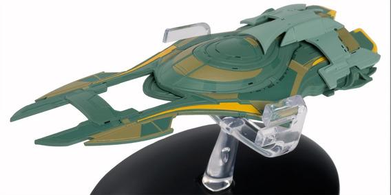Miniatura Star Trek 137 Xindi-primate Starship Bonellihq L19