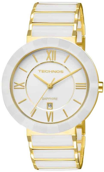 Relógio Technos Feminino Elegance Ceramic/sapphire 2015bv/4b