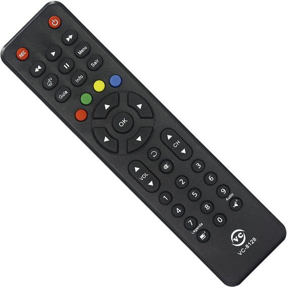 Controle Remoto Compatível Receptor Oi Tv (vc-8128)