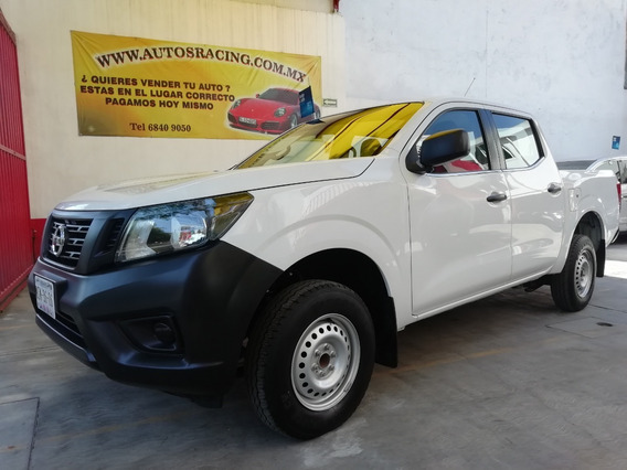 Nissan Np300 Doble Cabina 2017