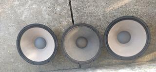 Lote Parlantes 18 Pulgadas Xpro Soundwel 1803 A Reparar