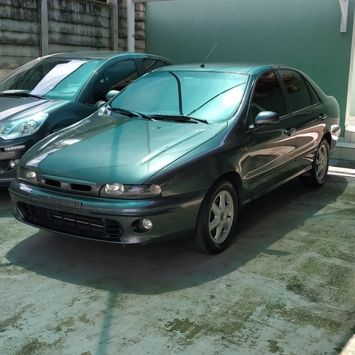 Fiat Marea 2000 2.0 Elx 4p 142 Hp