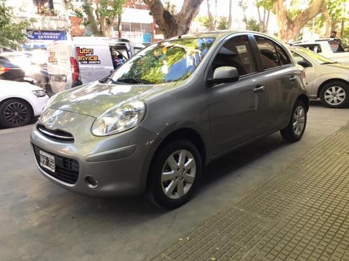 Nissan March 1.6 Acenta 2013 Excelente Estado Northwagen