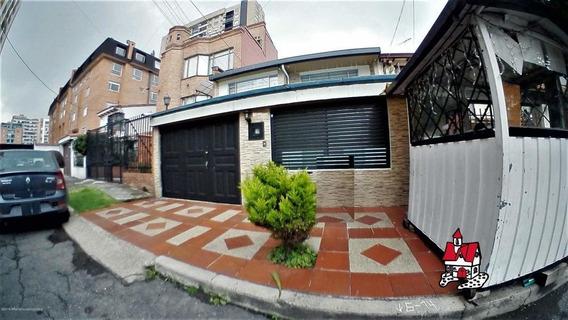 Mls19-824 Arriendo Hermosa Casa De 3 Pisos En Cedritos. (av)