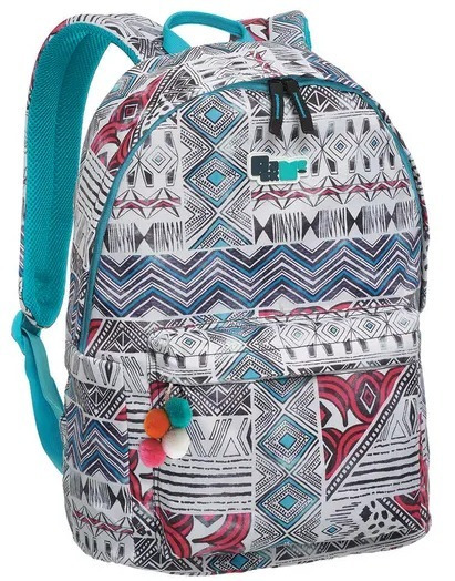 Mochila Costa Pack Me Tribal Estampada 7481928