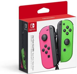 Control Joycon Nintendo Switch Neon Varios Colores /u