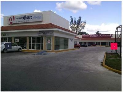 Renta De Locales Y Oficinas En Plaza Comercial En Mérida