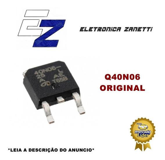 40n06 Q40n06-14l Sud40n06-14l Smd To252 - Original,novo