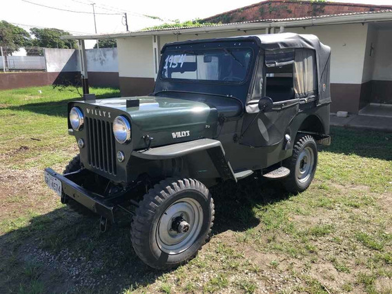 Jeep Willis 4x4