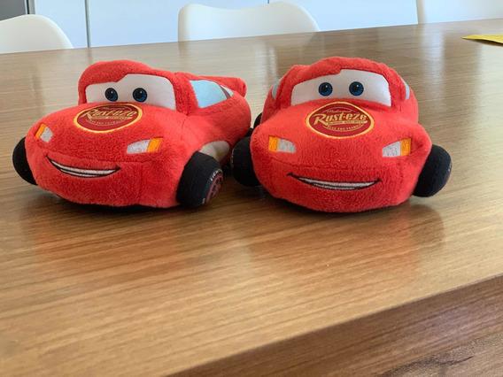 Pantuflas Para Niños Cars