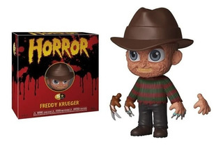 Figura Funko Pop 5 Star Horror - Freddy Krueger. Original