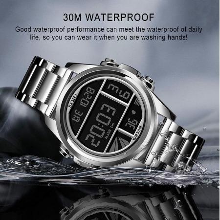Relógio Skmei Digital De Luxo!
