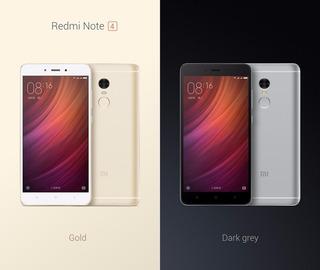 Xiaomi Redmi Note 4 Pro Dual 64gb 4gb + Brindes Brasil