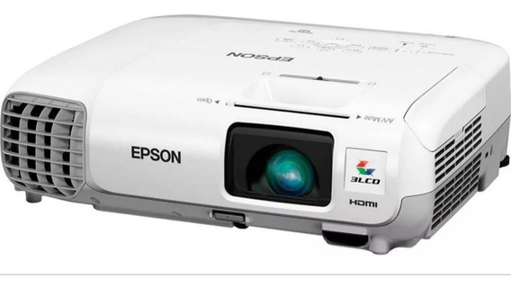 Projetor Epson Powerlite S27 3lcd 2700 Lumens
