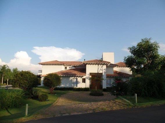 Casa De Condomínio À Venda, 5 Quartos, 4 Vagas, Condomínio Terras De São José Ii - Itu/sp - 8308