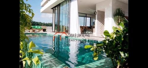 Maravilhosa Casa À Venda No Condomínio Tambore 11 - Ca02870 - 68205849