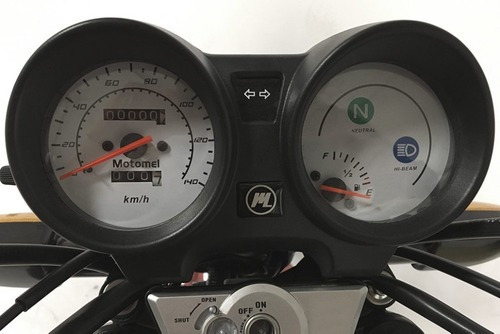 Motomel Cg S2 150cc Base Chaco