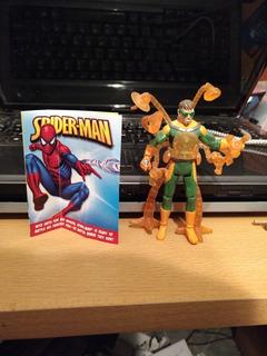 Dr Octopus Spiderman 2010 Hasbro Nuevo Y Completo
