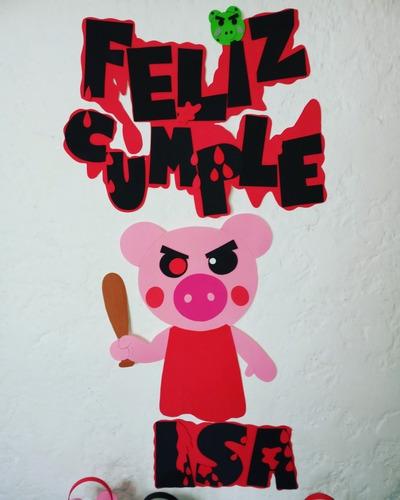 Roblox Cartel Piggy Goma Eva Roblox