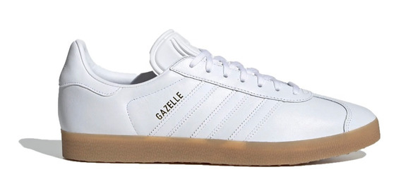 adidas Zapatillas Lifestyle Hombre Gazelle Blanco Fkr