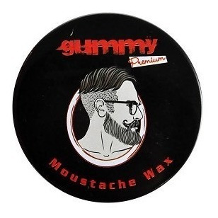 Cera Bigotes Barba Premium Moustache Wax X 20ml Gummy
