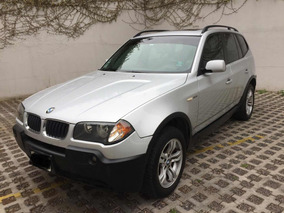 Bmw X3 3.0 Iexecutive Stept 2005