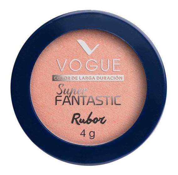 Rubor Blush Larga Duracion Vogue Fantastic Rostro