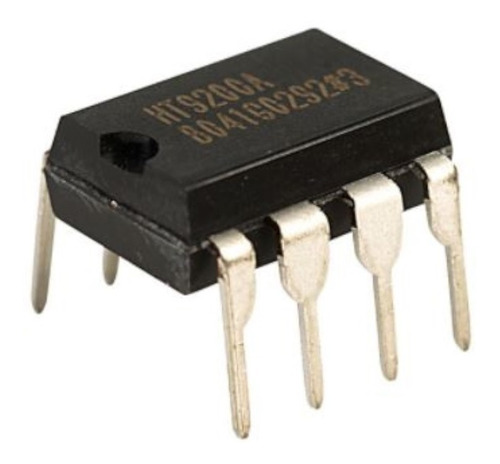 Imagen 1 de 1 de Ht9200a Generador Dtmf Serial-mode (dip-8)
