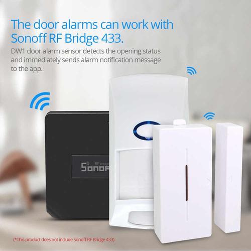 Imagen 1 de 3 de Kit De Seguridad Alarma Wifi - Notifica A Tu Celular