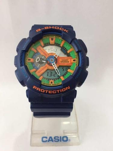 Relógio Casio G-shock 200m Ga-110fc Função Auto Light