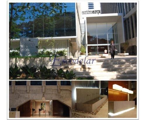 Sala Comercial Para Locação, Jardim Europa, São Paulo - Sa0097. - Sa0097