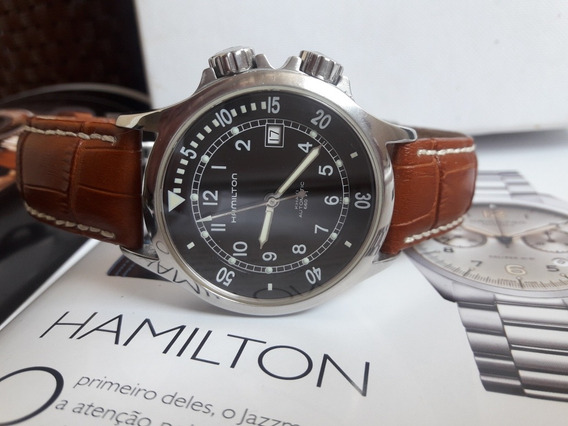 Relógio Hamilton Automatico Semi-novo