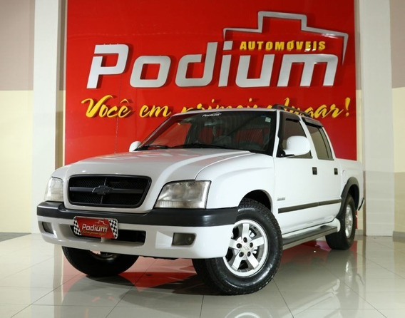 Chevrolet S10 Cabine Dupla Advantage 2.4 Flex Manual