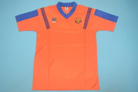 Camisa Barcelona Final Champions League 1992 Stoichkov 8